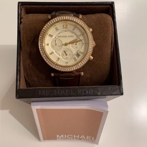 Michael Kors Parker Brown